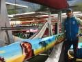 В честь Чебана: Видео гимна Украины на Олимпийских играх в Рио