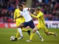 Украинская молодежка уступила сверстникам из Англии в матче отбора к ЧЕ