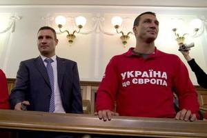 Виталий Кличко прокомментировал слухи о гражданстве Владимира