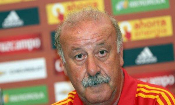 Команда Дель Боске - выигрывала Евро-2008 и ЧМ-2010