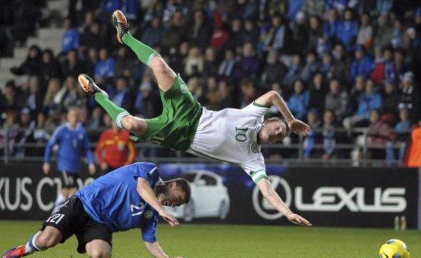 Кин - главная ударная сила ирландцев