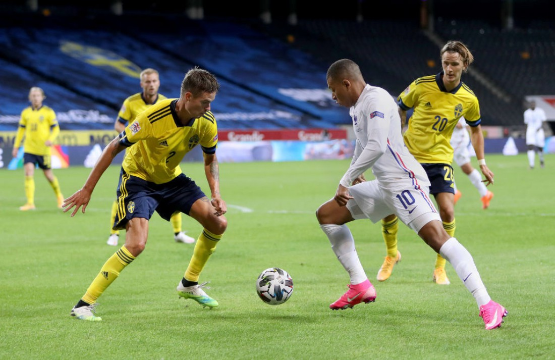 Швеция - Франция: видео гола и обзор матча