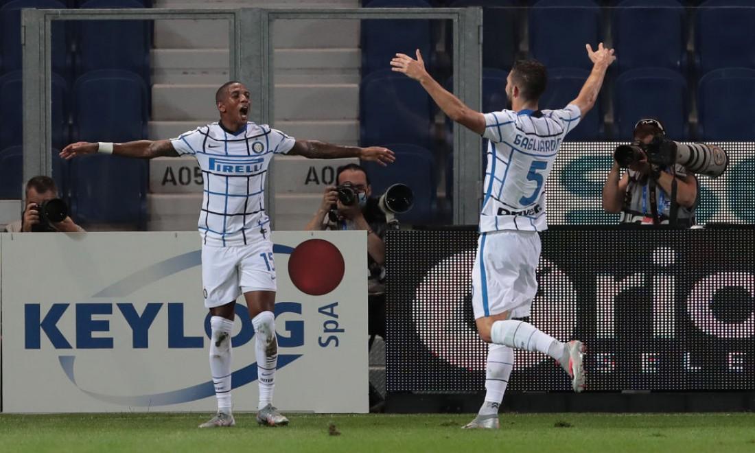 Интер обыграл Аталанту и стал вторым в Серии А