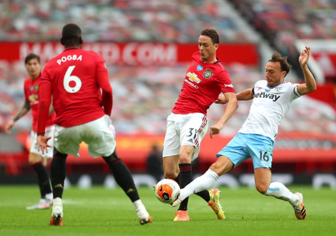 Манчестер Юнайтед - Вест Хэм: видео голов