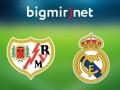 Райо Вальекано - Реал Мадрид 2:3 трансляция матча чемпионата Испании