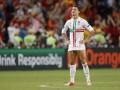 Фотогалерея: Без Роналдо. Испания по пенальти одолела Португалию