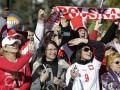 Польских болельщиков признали лучшими в Европе