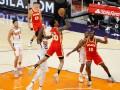 НБА: Денвер выиграл у Филадельфии, Финикс обыграл Аталанту