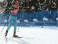 Состав сборной Украины по биатлону в индивидуальной гонке на чемпионате Европы