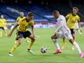 Швеция - Франция 0:1 видео гола и обзор матча Лиги наций