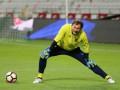 Пятов: Мне без разницы, кто в сборной Украины играет в защите