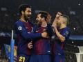 Барселона уверенно обыграла Челси и вышла в 1/4 финала Лиги чемпионов