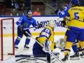 Сборная Украины по хоккею крупно уступила Казахстану