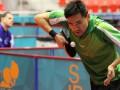 Коу Лей добыл Украине Олимпийскую лицензию в настольном теннисе