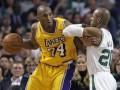 NBA. Коби хоронит Селтикс в Бостоне