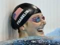 Плавание. Франклин приносит США очередную золотую медаль