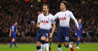 Тоттенхэм – Челси 1:0 видео гола и обзор полуфинального матча Кубка лиги