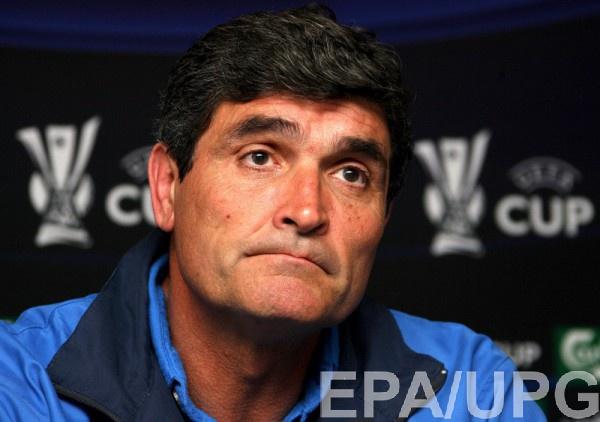 Хуанде Рамос - новый главный тренер Малаги