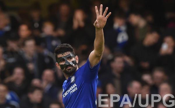Диего Коста раздумывает над уходом из Челси