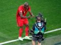 Форвард сборной Бельгии Лукаку посвятил гол Эриксену