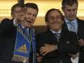 Янукович хочет провести в Украине Чемпионат мира по футболу