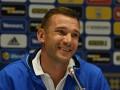 Шевченко довызвал троих игроков в сборную