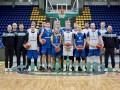 Сборная Украины готовится к матчам отбора на Евробаскет-2022