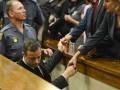 Расплата за убийство: Писториуса отправили отбывать наказание в тюрьму