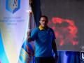 Сборную Украины торжественно провели на Юношеские Олимпийские игры