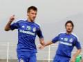 Динамо уступило сборной Израиля