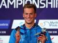 Романчук: Хотелось завоевать титул абсолютного чемпиона Европы