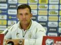 Шевченко огласил состав сборной Украины на матчи против Франции и Польши