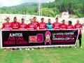 Болельщики устроили беспорядки из-за розовой формы своей команды