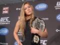 Ронду Роузи включили в Зал славы UFC