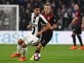 Ювентус обыграл Милан благодаря пенальти в компенсированное время