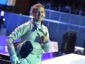 Харлан в рекордный раз признана лучшей спортсменкой месяца в Украине