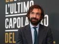 Пирло: Счастлив получить доверие от руководства Ювентуса