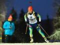 Биатлон: Семеренко в острой борьбе приносит Украине серебро Кубка мира
