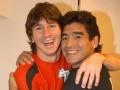 Марадона: Мы с Месси просто два великих аргентинца