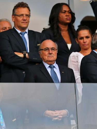 Действующий президент ФИФА