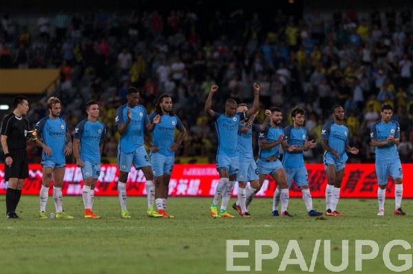 Манчестер Сити считают главными фаворитами перед стартом чемпионата
