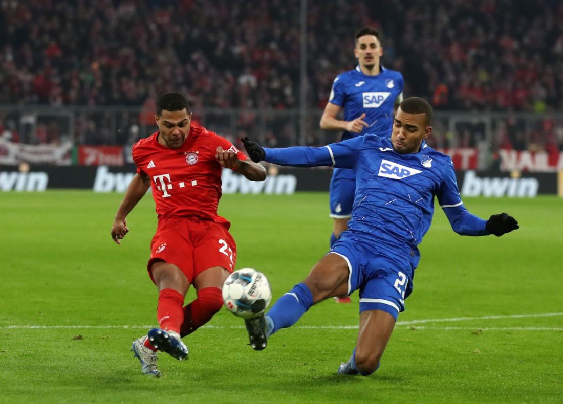 Бавария - Хоффенхайм: видео голов и обзор матча