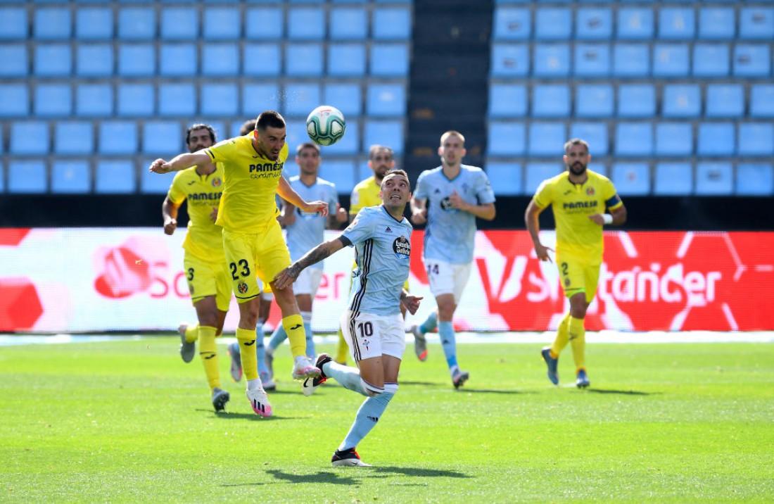 Сельта - Вильярреал: видео гола и обзор матча