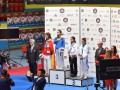 Украинка Ромолданова стала чемпионкой Европы по тхэквондо