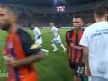Игроки Динамо не пожали руку Мораесу перед матчем за Суперкубок