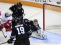 Stanley Cup: Детройт потихоньку спасает серию с Сан-Хосе