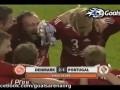 Евро-2012: Дания в важнейшем матче переигрывает Португалию