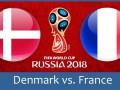 Дания – Франция 0:0 онлайн трансляция матча ЧМ-2018