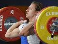 Украинка завоевала золото на ЧЕ по тяжелой атлетике