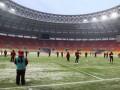 Матч Рубин - Олимпиакос перенесли из-за сильного мороза